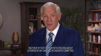My Faith Votes TV Spot, 'Election Day' Featuring David Jeremiah - Thumbnail 5