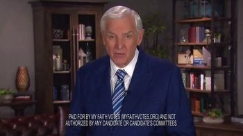My Faith Votes TV Spot, 'Change' Featuring David Jeremiah - Thumbnail 5