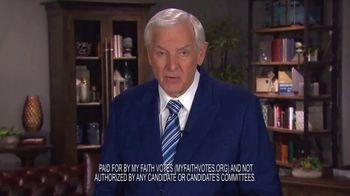 My Faith Votes TV Spot, 'Change' Featuring David Jeremiah - Thumbnail 5