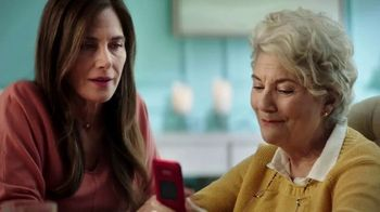 GreatCall Lively Flip TV Spot, 'Touch of a Button'