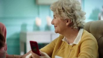 GreatCall Lively Flip TV Spot, 'Touch of a Button' - Thumbnail 3