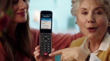 GreatCall Lively Flip TV Spot, 'Touch of a Button' - Thumbnail 9