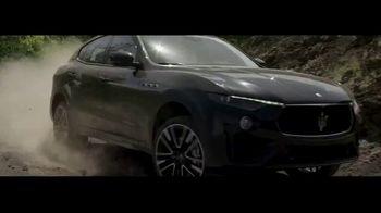 Maserati Levante Trofeo TV Spot, 'A Powerful Journey' [T2]