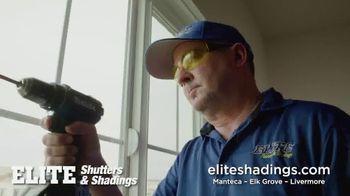 Hunter Douglas Elite Shutters & Shadings TV Spot, 'Entrepreneur' - Thumbnail 10