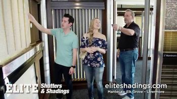 Hunter Douglas Elite Shutters & Shadings TV Spot, 'Entrepreneur' - Thumbnail 9
