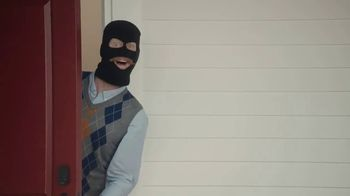 SimpliSafe TV Spot, 'At Home With Robbert: Blindfolded' - Thumbnail 2