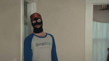 SimpliSafe TV Spot, 'At Home With Robbert: Blindfolded' - Thumbnail 3