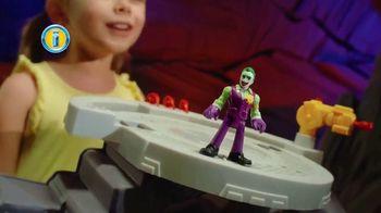 Imaginext Super Surround Batcave TV Spot, 'To the Rescue'