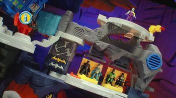 Imaginext Super Surround Batcave TV Spot, 'To the Rescue' - Thumbnail 4
