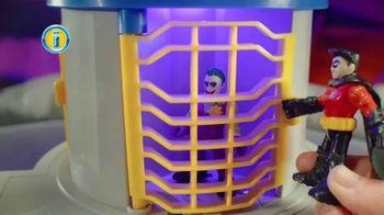 Imaginext Super Surround Batcave TV Spot, 'To the Rescue' - Thumbnail 7