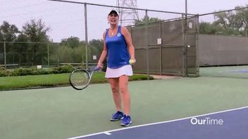 OurTime.com TV Spot, 'How About We: Picnic, Pool, Tennis' - Thumbnail 3