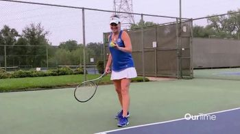 OurTime.com TV Spot, 'How About We: Picnic, Pool, Tennis' - Thumbnail 4