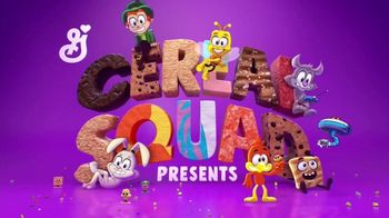 General Mills TV Spot, 'Cereal Squad' - Thumbnail 1