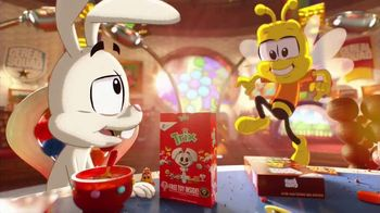 General Mills TV Spot, 'Cereal Squad'