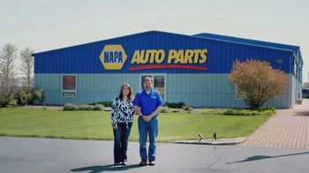 NAPA Auto Parts TV Spot, \'Count on Us\'