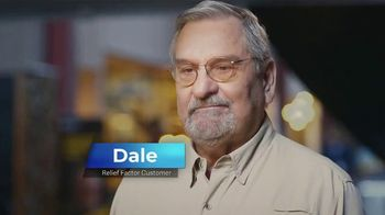 Relief Factor TV Spot, 'Dale' Featuring Sebastian Gorka - 14 commercial airings