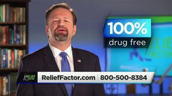 Relief Factor TV Spot, 'Dale' Featuring Sebastian Gorka - Thumbnail 1