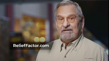 Relief Factor TV Spot, 'Dale' Featuring Sebastian Gorka - Thumbnail 3