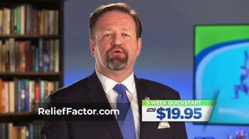 Relief Factor TV Spot, 'Dale' Featuring Sebastian Gorka - Thumbnail 5
