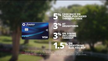 Chase Freedom Unlimited TV Spot, 'Rita' Featuring Kevin Hart - Thumbnail 9