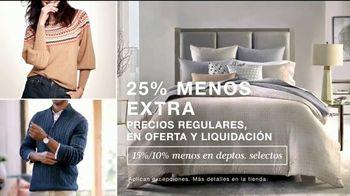 Macy's TV Spot, '25% menos extra' [Spanish] - Thumbnail 2