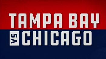 FanDuel Sportsbook TV Spot, 'Thursday Night Showdown: Tampa Bay vs. Chicago'