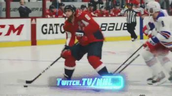 Twitch TV Spot, 'NHL Gaming First Look' - 61 commercial airings