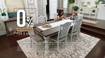 Ashley HomeStore Fall in Love With Home Sale TV Spot, '30% de descuento' [Spanish] - Thumbnail 7