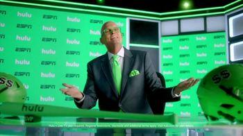 Hulu TV Spot, 'Scott Van Pelt Takes a Stand'