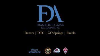 Franklin D. Azar & Associates, P.C. TV Spot, 'Sarah' - Thumbnail 10