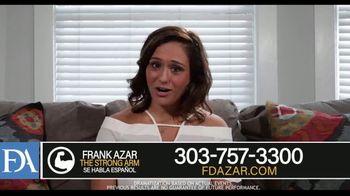 Franklin D. Azar & Associates, P.C. TV Spot, 'Sarah' - Thumbnail 3