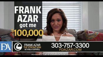 Franklin D. Azar & Associates, P.C. TV Spot, 'Sarah' - Thumbnail 9