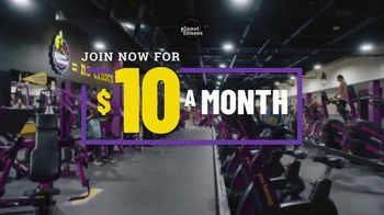 Planet Fitness TV Spot, 'Emerge: $10 a Month' - Thumbnail 8
