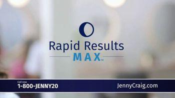 Jenny Craig Rapid Results Max TV Spot, 'Sarah and Libby' - Thumbnail 4