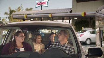 Sonic Drive-In Wacky Pack Kids Meal TV Spot, 'Burger or Grilled Cheese?'