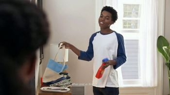 Tide Antibacterial Fabric Spray TV Spot, 'Just to Be Sure' - Thumbnail 8