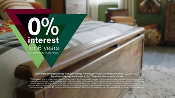 Ashley HomeStore New Years Sale TV Spot, '0% Interest for Six Years' - Thumbnail 4