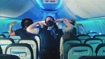 Alaska Airlines TV Spot, 'Alaska Safety Dance: Buy One, Get One Free'