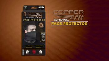 Copper Fit Guardwell Face Protector TV Spot, 'Essential' - Thumbnail 10