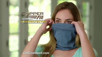 Copper Fit Guardwell Face Protector TV Spot, 'Essential' - Thumbnail 2
