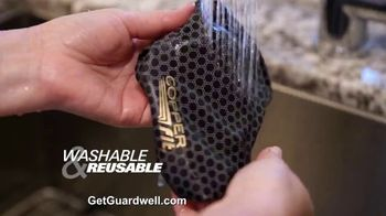 Copper Fit Guardwell Face Protector TV Spot, 'Essential' - Thumbnail 7