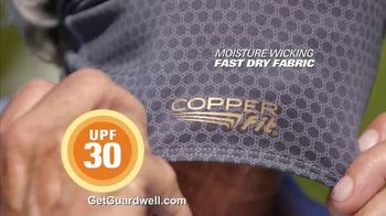Copper Fit Guardwell Face Protector TV Spot, 'Essential' - Thumbnail 8