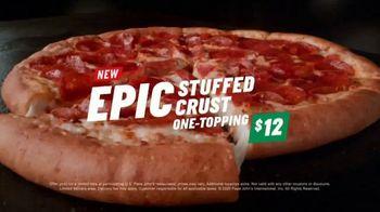 Papa John's Epic Stuffed Crust Pizza TV Spot, 'Stage' - Thumbnail 8