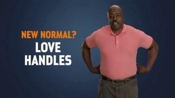 Nutrisystem for Men 50/50 Deal TV Spot, 'New Normal: Save 50%'