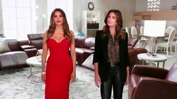 Rooms to Go New Year's Sale TV Spot, 'Start the New Year in Style' Song by Pitbull, Ft. Cindy Crawford, Sofía Vergara