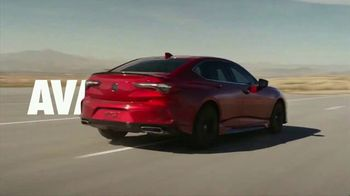 2021 Acura TLX TV Spot, 'Available Now' [T2] - Thumbnail 3