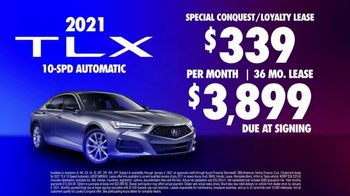 2021 Acura TLX TV Spot, 'Available Now' [T2] - Thumbnail 4