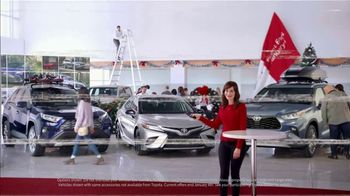Toyota Toyotathon TV Spot, 'More Time' [T1] - 354 commercial airings