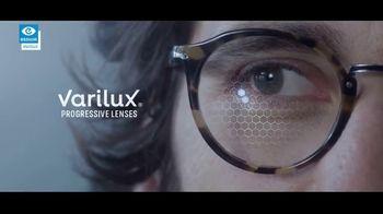 Essilor Varilux Progressive Lenses TV Spot, 'See No Limits'