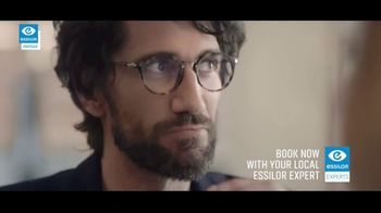 Essilor Varilux Progressive Lenses TV Spot, 'See No Limits' - Thumbnail 10